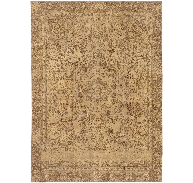 Image of 9' x 12' 5 Ultra Vintage Persian Rug