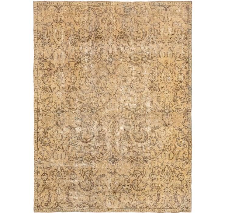 235cm x 330cm Ultra Vintage Persian Rug