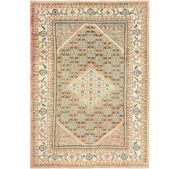8' 7 x 12' 3 Farahan Persian Rug