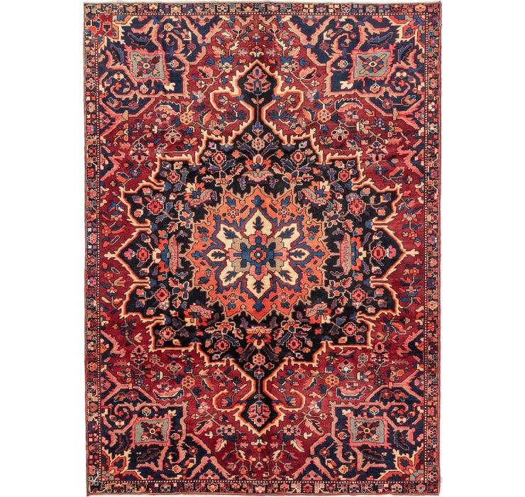 7' 5 x 10' 4 Bakhtiar Persian Rug