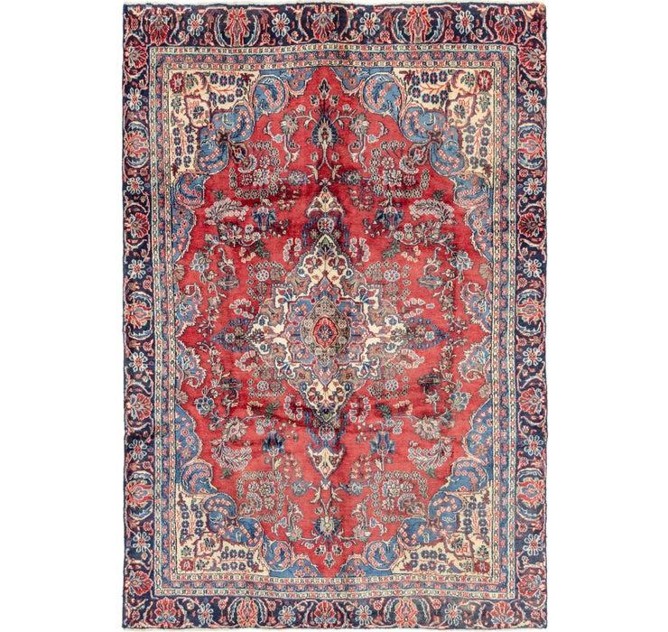 203cm x 307cm Shahrbaft Persian Rug