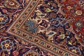 7' 10 x 11' 5 Kashan Persian Rug thumbnail