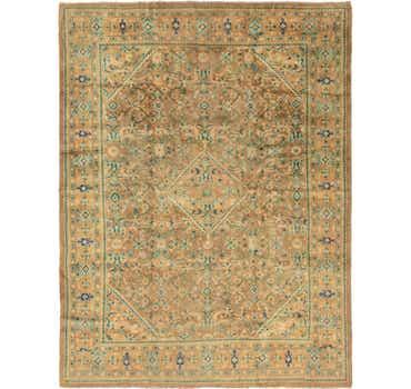 Image of 10' 1 x 13' 3 Mahal Persian Rug