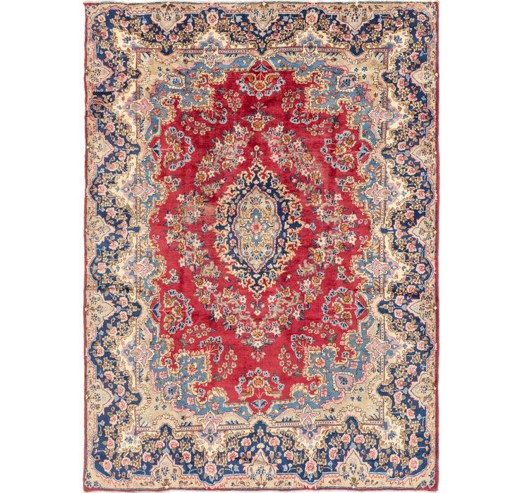 8' 2 x 11' 3 Kerman Persian Rug