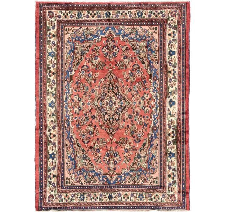 205cm x 282cm Liliyan Persian Rug