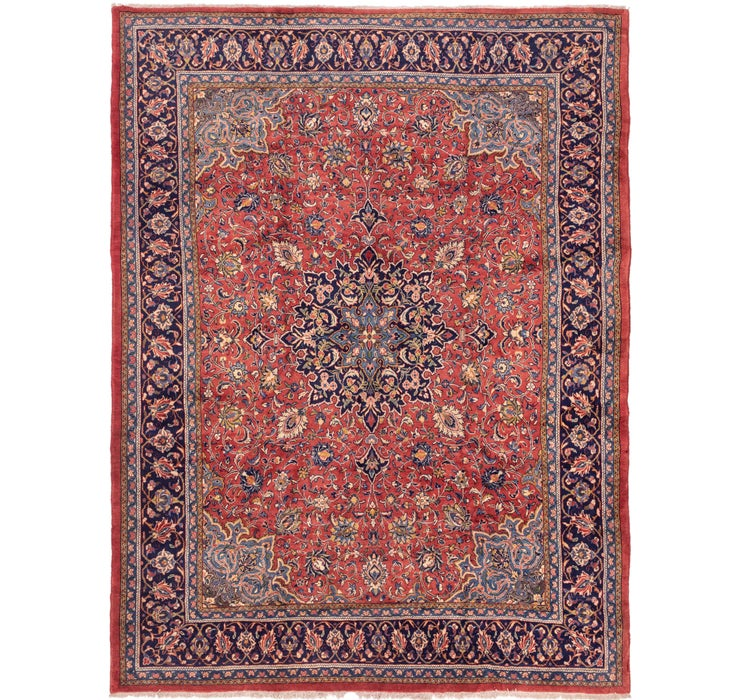 330cm x 427cm Sarough Persian Rug
