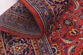 9' 9 x 12' 7 Sarough Persian Rug thumbnail