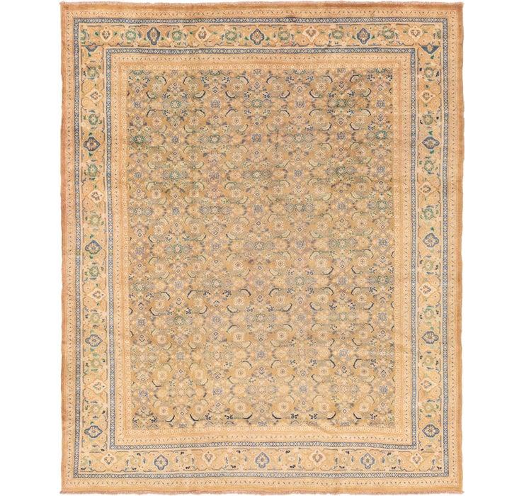 323cm x 395cm Farahan Persian Rug