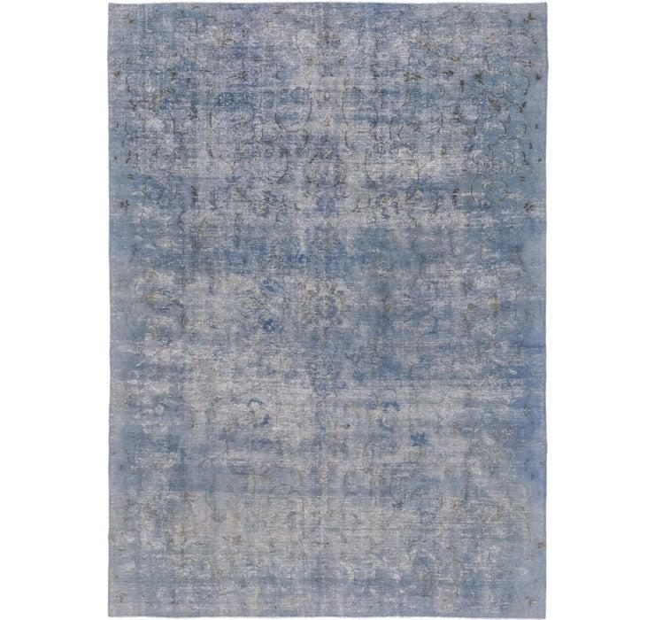 245cm x 335cm Ultra Vintage Persian Rug