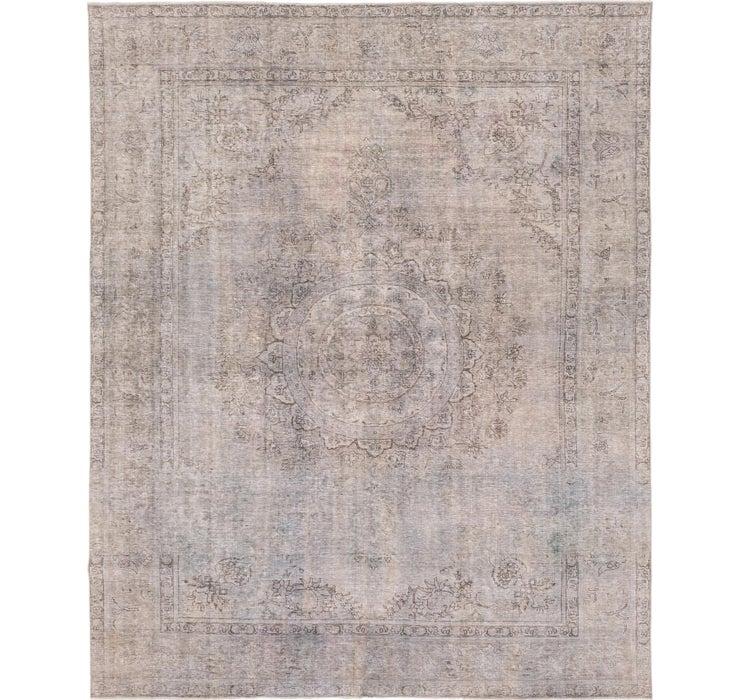 9' 9 x 12' Ultra Vintage Persian Rug