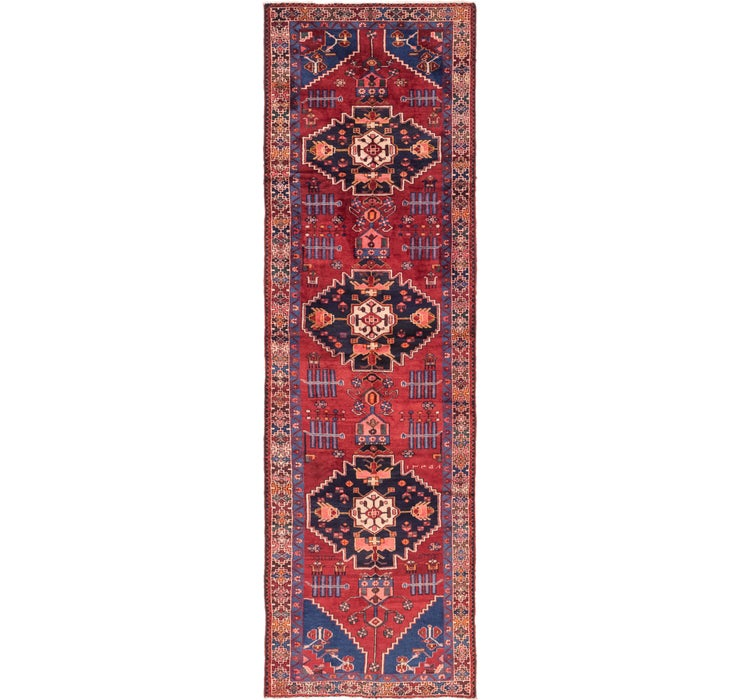 110cm x 385cm Shahsavand Persian Runn...