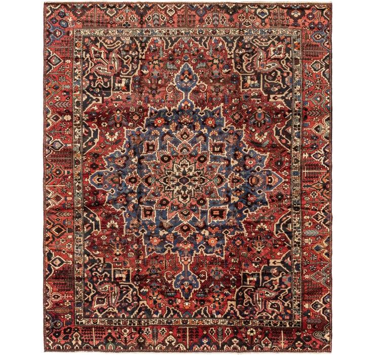 9' 2 x 11' 8 Bakhtiar Persian Rug