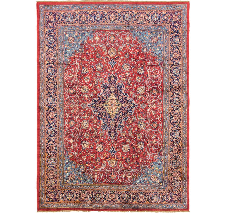 287cm x 400cm Farahan Persian Rug