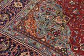 9' 5 x 13' 3 Sarough Persian Rug thumbnail