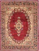 10' 8 x 14' Meshkabad Persian Rug thumbnail