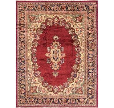 10' 8 x 14' Meshkabad Persian Rug main image