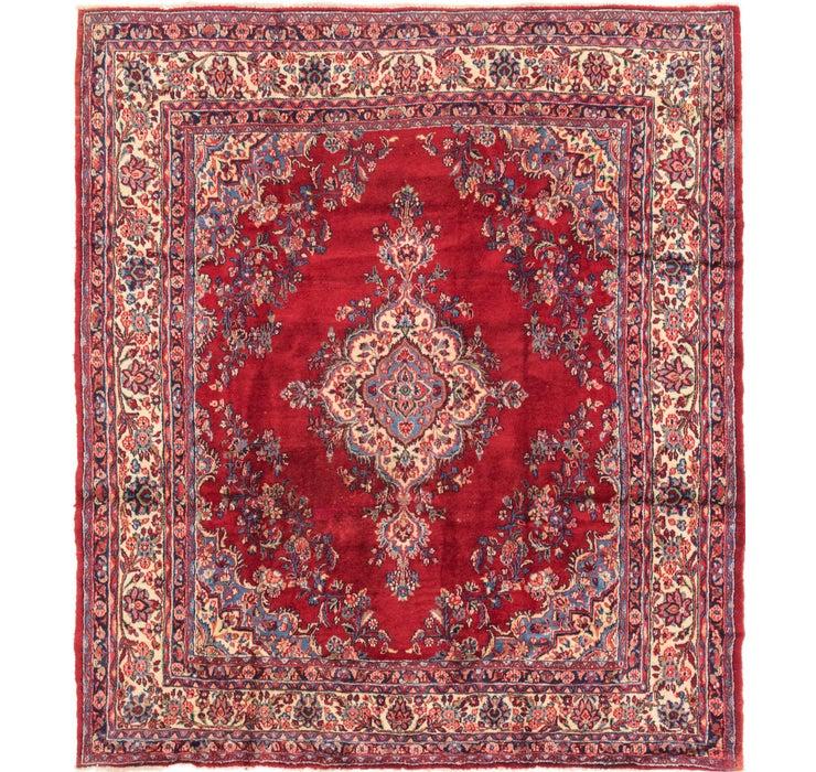 275cm x 318cm Shahrbaft Persian Squar...