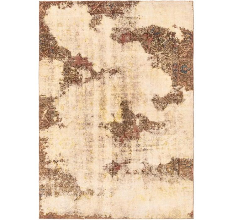 213cm x 305cm Ultra Vintage Persian Rug