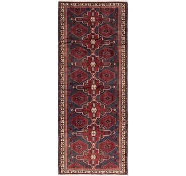 4' 10 x 12' 5 Roodbar Persian Runner Rug main image