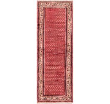 3' 6 x 10' 3 Botemir Persian Runner Rug main image