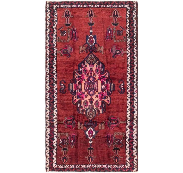 160cm x 305cm Ferdos Persian Rug