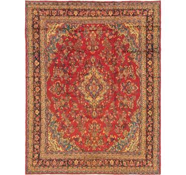 10' 3 x 13' 4 Shahrbaft Persian Rug