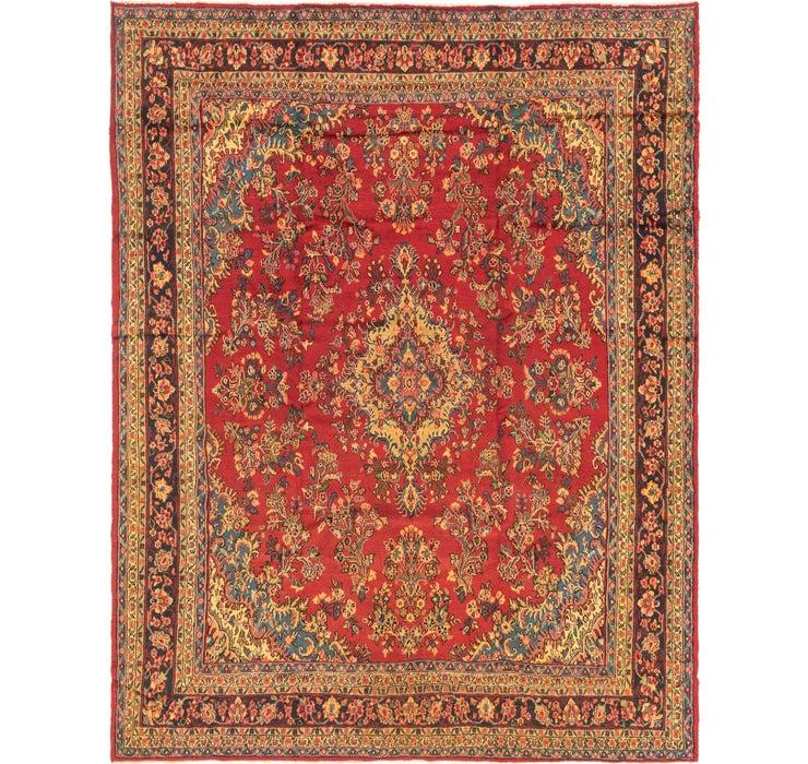 Image of 10' 3 x 13' 4 Shahrbaft Persian Rug
