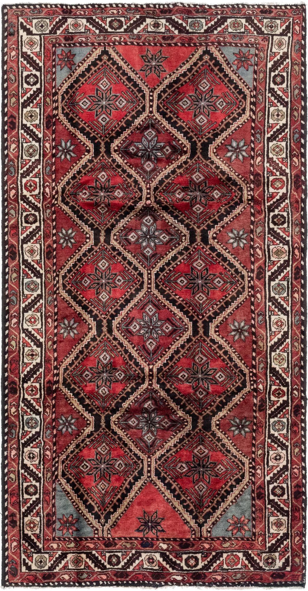 5' 2 x 10' 2 Chenar Persian Runner Rug main image