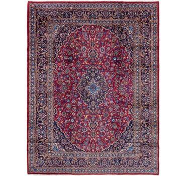 290cm x 390cm Mashad Persian Rug main image