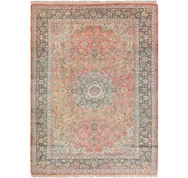 10' x 13' 6 Isfahan Persian Rug main image