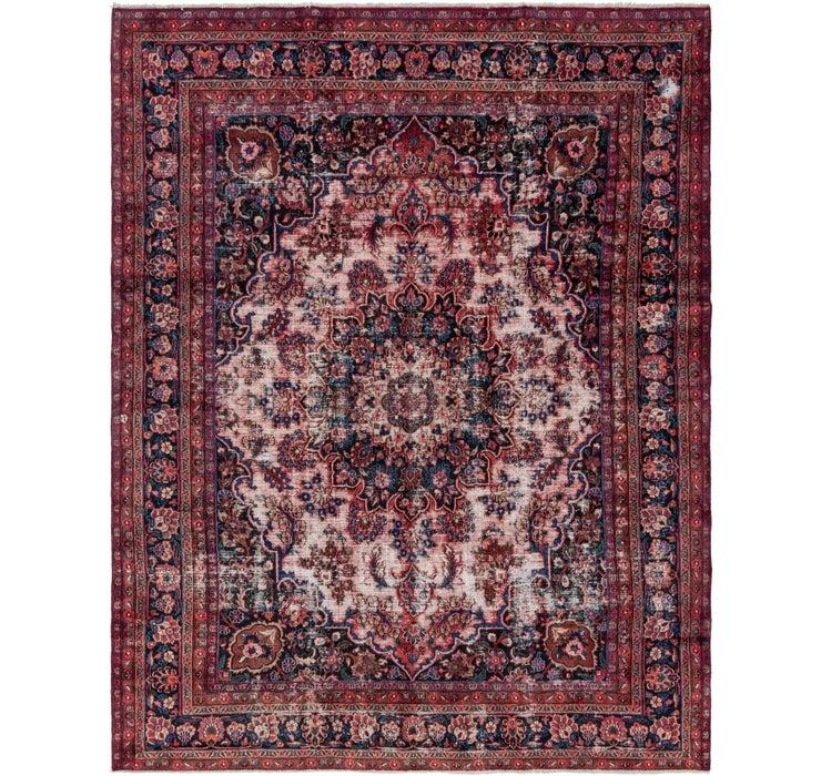 9' 3 x 12' Birjand Persian Rug