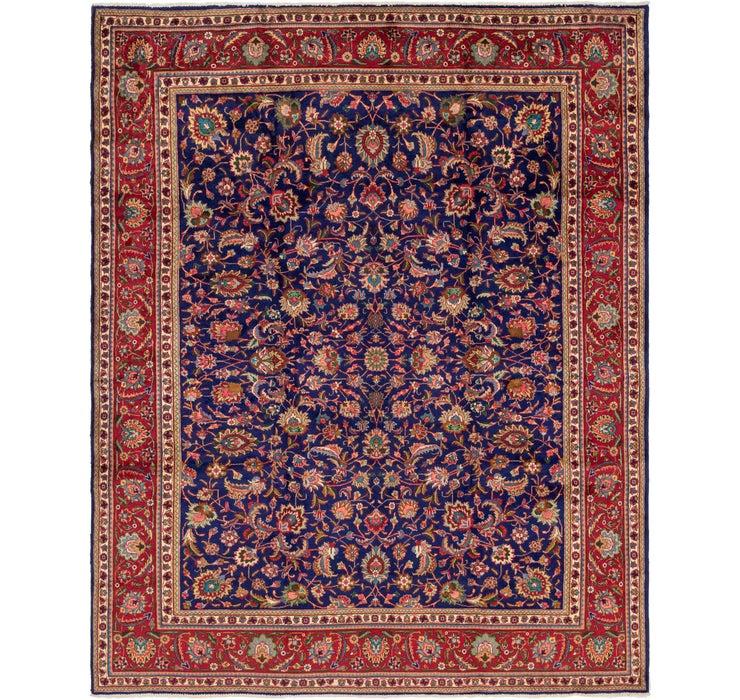 310cm x 390cm Tabriz Persian Rug