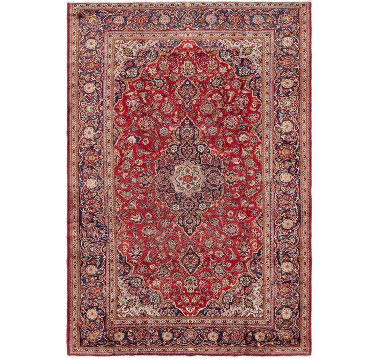260cm x 360cm Kashan Persian Rug