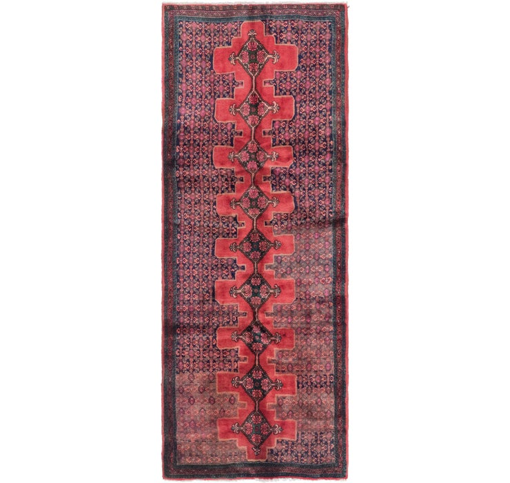 112cm x 287cm Gholtogh Persian Runner...