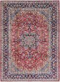 295cm x 405cm Isfahan Persian Rug thumbnail image 1