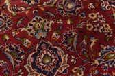 8' 2 x 11' 9 Kashan Persian Rug thumbnail
