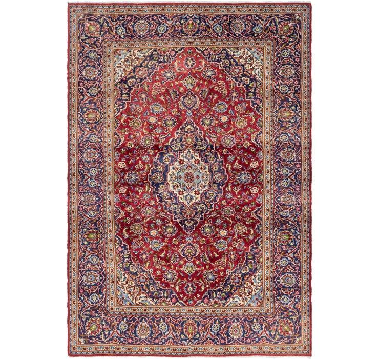 250cm x 358cm Kashan Persian Rug