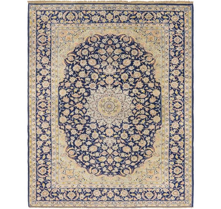 10' 4 x 12' 7 Isfahan Persian Rug