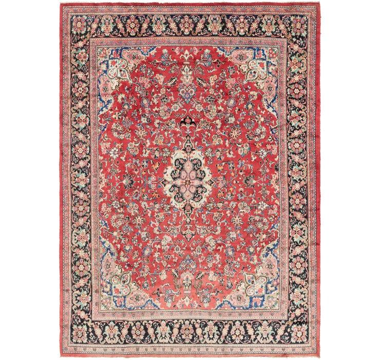 10' x 14' Meshkabad Persian Rug