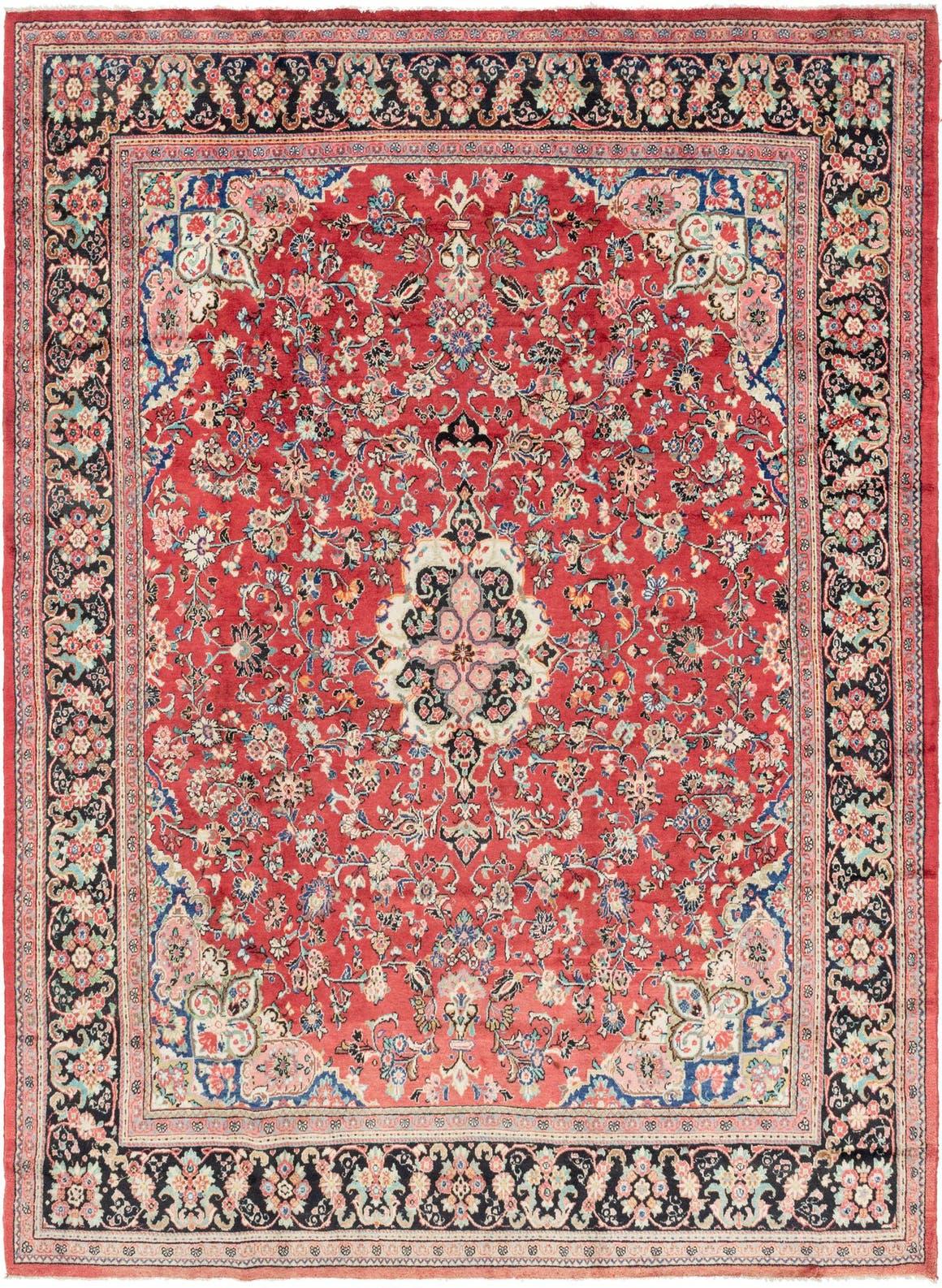 10' x 14' Meshkabad Persian Rug main image
