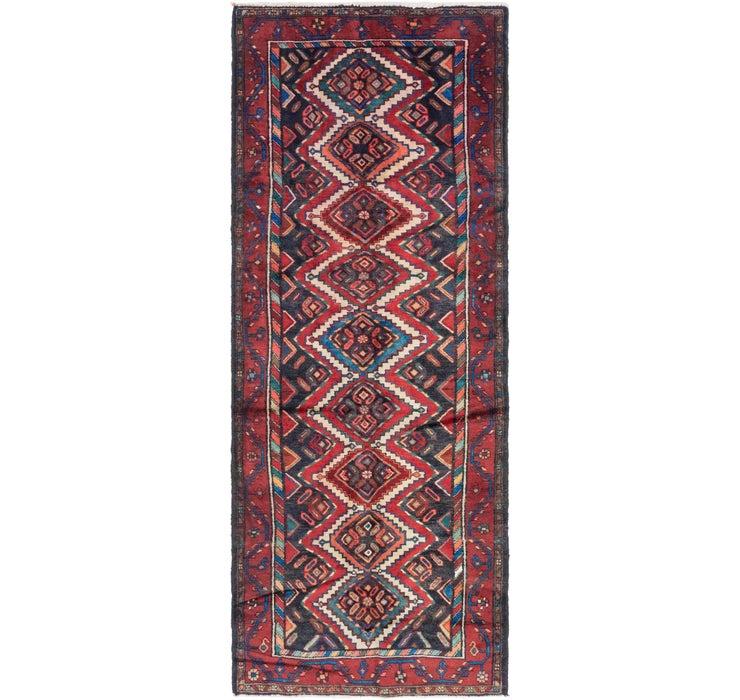 3' 9 x 10' 2 Chenar Persian Runner Rug