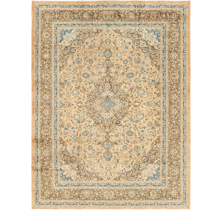 267cm x 385cm Mashad Persian Rug