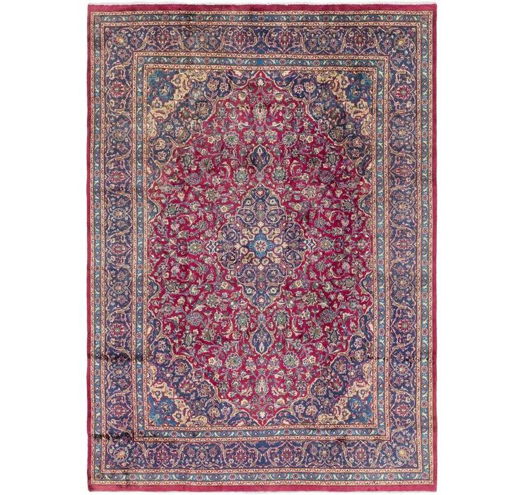 8' 3 x 11' 5 Mashad Persian Rug