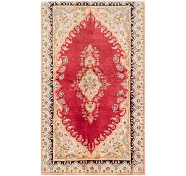 Image of 3' 9 x 6' 4 Kerman Persian Rug