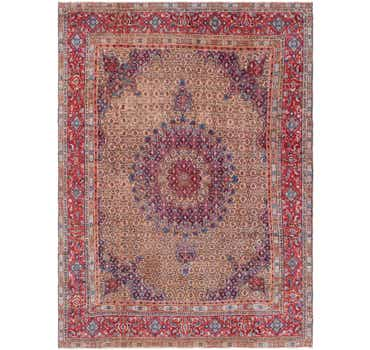 Image of 8' 5 x 11' 10 Mood Persian Rug