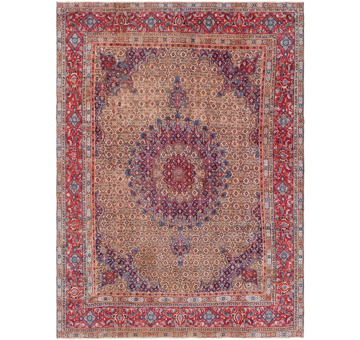 Image of 257cm x 360cm Mood Persian Rug