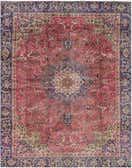8' 2 x 10' 5 Tabriz Persian Rug thumbnail