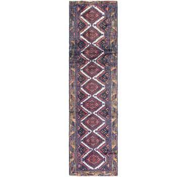 Image of 2' 3 x 9' 4 Chenar Persian Runner Rug