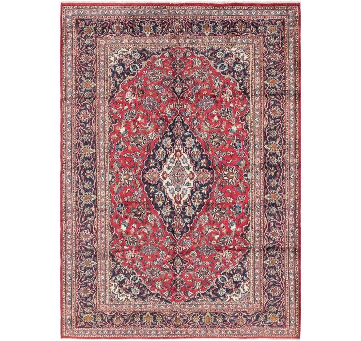 200cm x 282cm Mashad Persian Rug