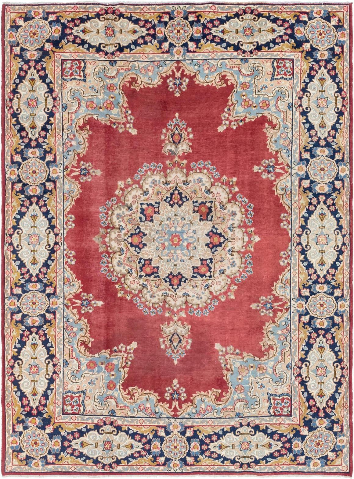 9' 2 x 12' Kerman Persian Rug main image